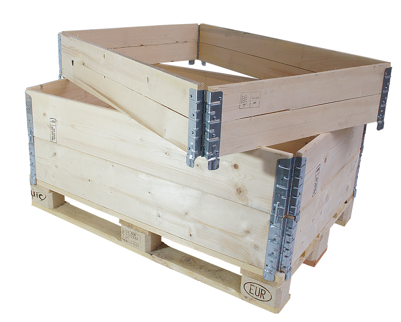Holzaufsatz Rahmen